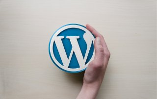 creare site wordpress